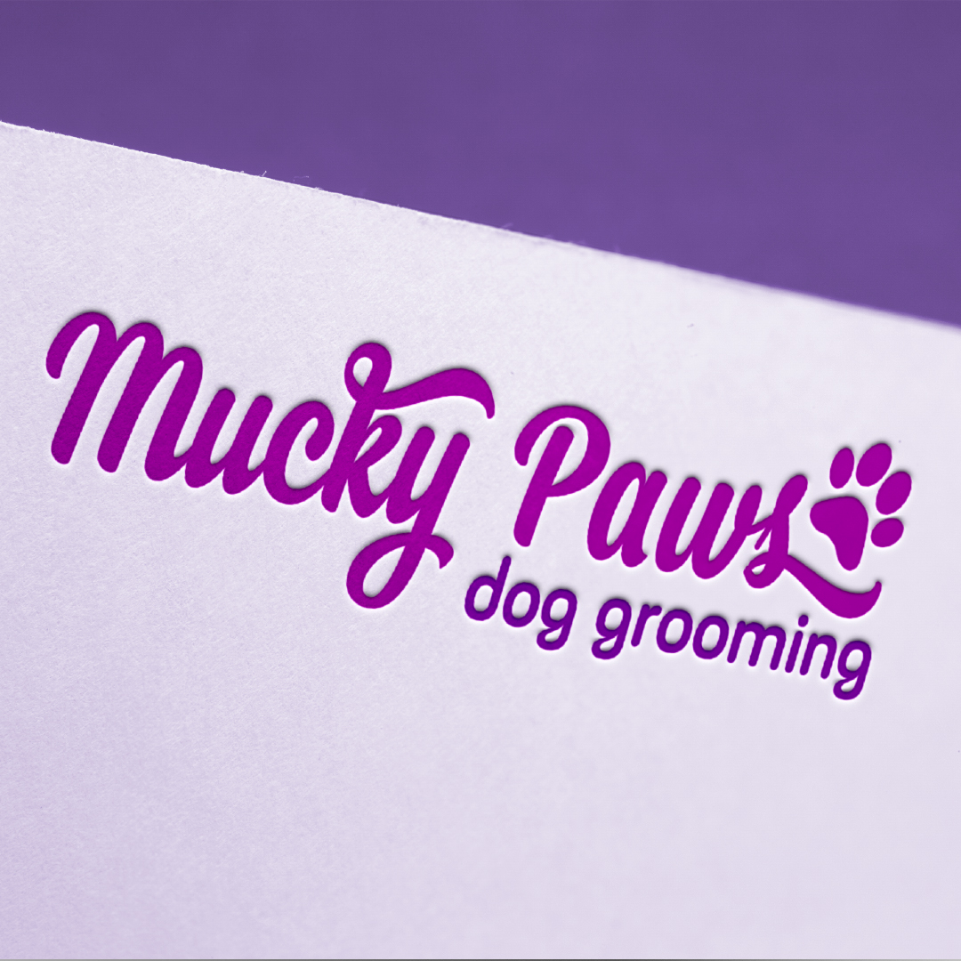 A1 Graphics Ltd vehicle wraps and signage - Services / What - Mucky Paws Dog Grooming