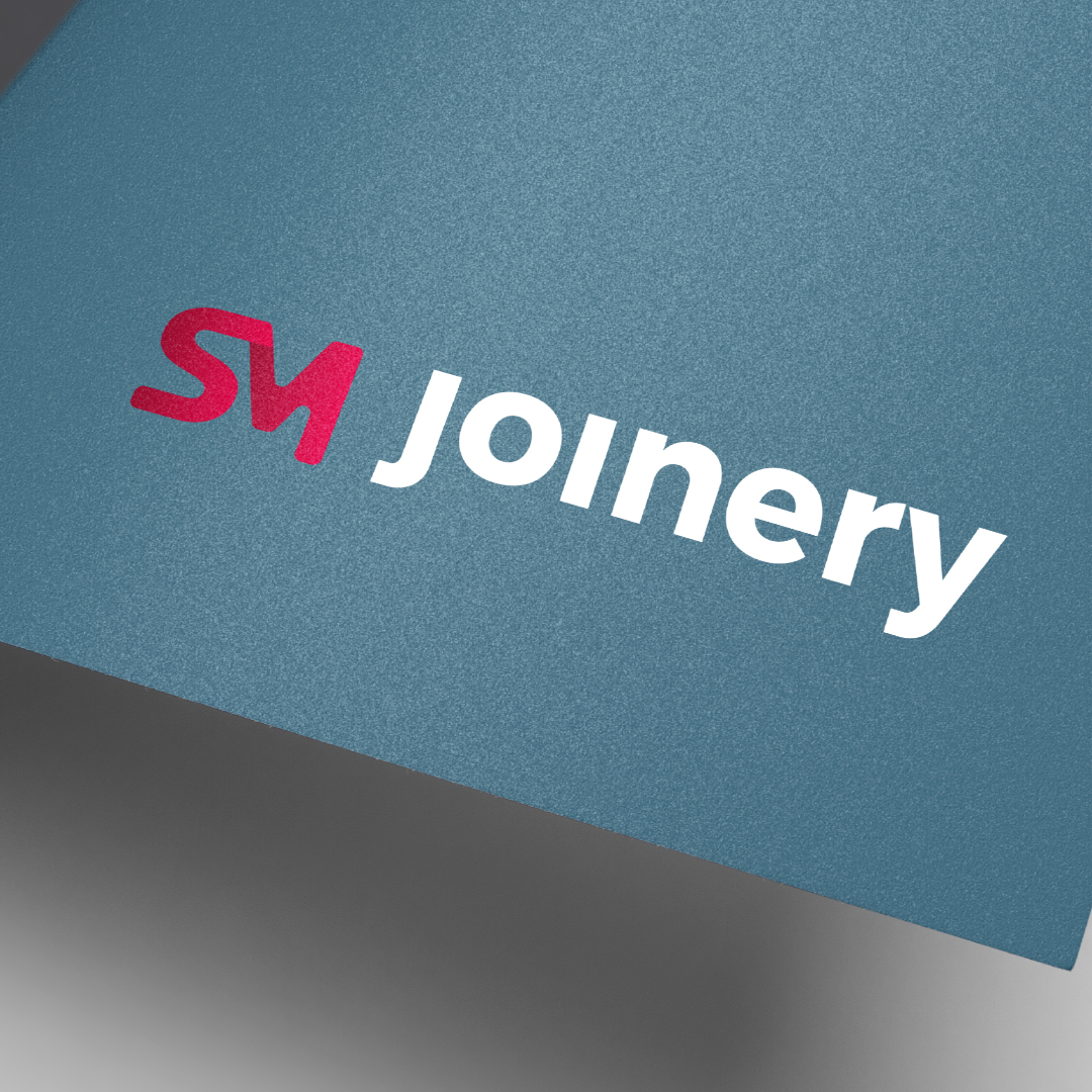 A1 Graphics Ltd vehicle wraps and signage - Services / What - Logo Design - SM Joinery