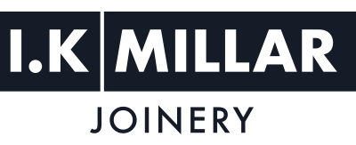 A1 Graphics Ltd vehicle wraps and signage - About Us / Who testimonial - I.K Millar Joinery